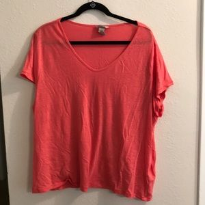Hot Pink H&M+ Tee